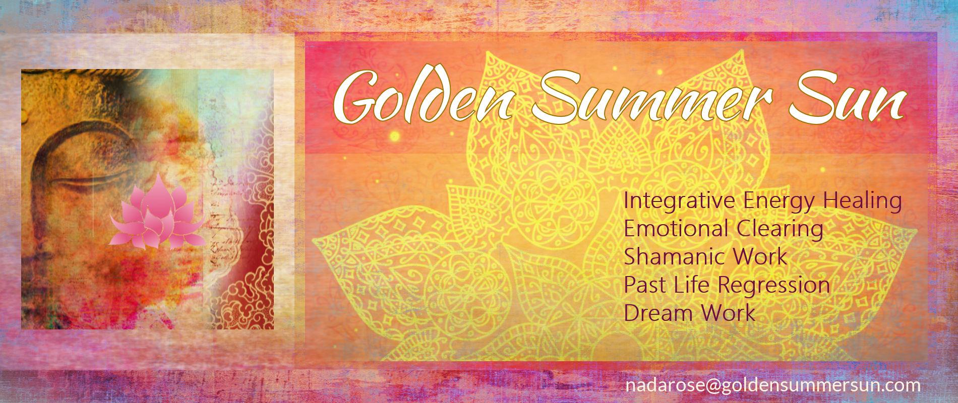 Golden Summer Sun