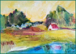 Cottage at the Pond   SOLD